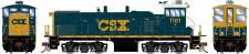 Athearn G74630 CSX Diesellok MP15AC #1161