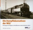 DGEG 18925 Die Dampflokomotiven der WLE
