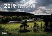 Eisenbahn Journal 551801 Eisenbahn und Landschaft 2019