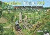 Eisenbahn Journal 551802 Modellbahn Träume 2019
