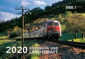 Eisenbahn Journal 551901 Eisenbahn und Landschaft 2020