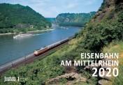 Eisenbahn Journal 551904 Eisenbahn am Mittelrhein 2020