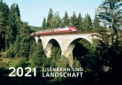 Eisenbahn Journal 552001 Eisenbahn und Landschaft 2021