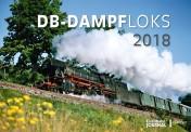 Eisenbahn Journal 581710 DB Dampfloks 2018