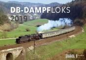 Eisenbahn Journal 581810 DB-Dampfloks 2019