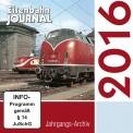 Eisenbahn Journal 591601 EJ Jahrgangs-Archiv 2016