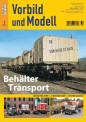 Eisenbahn Journal 641502 Behälter Transport