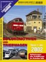 EK-Verlag 1298 DB Lokomotiven und Triebwagen 2002