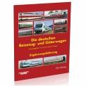 EK-Verlag 1623 Deutsche Reisezug-& Güterwagen Folge 23
