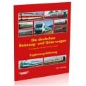 EK-Verlag 1632 Deutsche Reisezug-& Güterwagen Folge 32