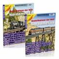 EK-Verlag 17800 Modellbahnen der Welt: Nordamerika 1+2