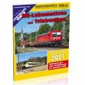 EK-Verlag 1923 DB Lokomotiven und Triebwagen 2021