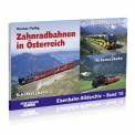 EK-Verlag 349 Zahnradbahnen in Österreich