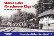 EK-Verlag 356 Die Baureihe 44 bei der DR