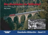EK-Verlag 370 Die Eisenbahn im Höllental