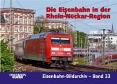 EK-Verlag 372 Die Eisenbahn in der Rhein-Neckar-Region