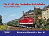 EK-Verlag 389 Die V 100 der DR, Teil 2