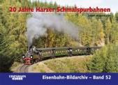EK-Verlag 477 20 Jahre Harzer Schmalspurbahnen