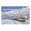EK-Verlag 5836 Alpenbahnen 2020