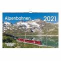 EK-Verlag 5855 Alpenbahnen 2021