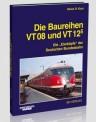 EK-Verlag 6033 Die Baureihen VT 08 und VT 12.5