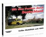 EK-Verlag 6861 Mit dem Postbus durch Deutschland