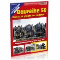 EK-Verlag 7025 Baureihe 50 - Bauartvariationen