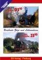 EK-Verlag 8002 Die Baureihe 03.10 / Die Baureihe 23.10