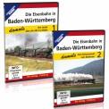EK-Verlag 80046 Eisenbahn in Baden-Württemberg damals