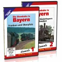 EK-Verlag 80047 Die Eisenbahn in Bayern damals