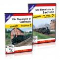 EK-Verlag 80064 Die Eisenbahn in Sachsen 1-2