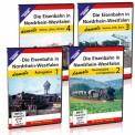 EK-Verlag 80065 DVD - Paket: Die Eisenbahn NRW - damals