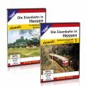 EK-Verlag 80149 DVD-Paket: Die Eisenbahn in Hessen