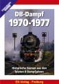 EK-Verlag 8019 DB-Dampf 1970-1977