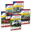 EK-Verlag 80197 DVD-Paket: Video-Kurier 120-124