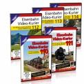 EK-Verlag 80201 Eisenbahn Video-Kurier 110-114