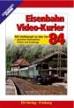 EK-Verlag 8084 Eisenbahn Video-Kurier 84
