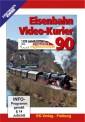 EK-Verlag 8090 Eisenbahn Video-Kurier 90