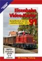 EK-Verlag 8091 Eisenbahn Video-Kurier 91