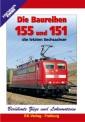 EK-Verlag 8131 Baureihen 155 und 151
