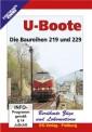 EK-Verlag 8209 U-Boote, Die Baureihen 219 und 229