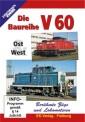 EK-Verlag 8211 Die Baureihe V 60, Ost und West