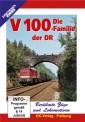 EK-Verlag 8212 Die V 100-Familie der DR