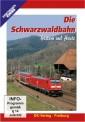 EK-Verlag 8214 Die Schwarzwaldbahn, Gestern und Heute