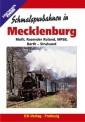 EK-Verlag 8215 Schmalspurbahnen in Mecklenburg