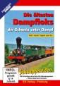 EK-Verlag 8252 Die ältesten Dampfloks der Schweiz