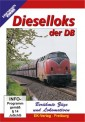 EK-Verlag 8261 Dieselloks der DB