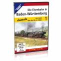 EK-Verlag 8354 Die Eisenbahn in Baden-Würrtemberg Teil1