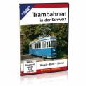 EK-Verlag 8372 Trambahnen damals in der Schweiz