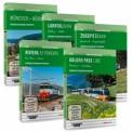 EK-Verlag 8378 Sparpaket: 5 Führerstandsmitfahrten